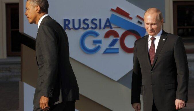 ASV ierobežo eksportu un iesaldē 17 Krievijas uzņēmumu, tostarp 'SMP Bank', aktīvus (plkst. 17:15)