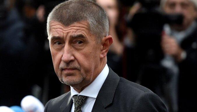 EK pieprasa paskaidrojumu par Čehijas premjera Babiša iespējamu interešu konfliktu