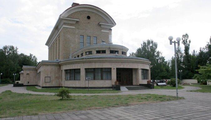 Caura jumta dēļ apdraudēta atvadu ceremoniju norise Rīgas krematorijā