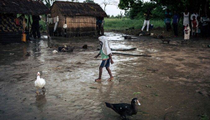 Iespējamā vulkāna izvirduma dēļ Kongo DR evakuēti 400 000 cilvēku