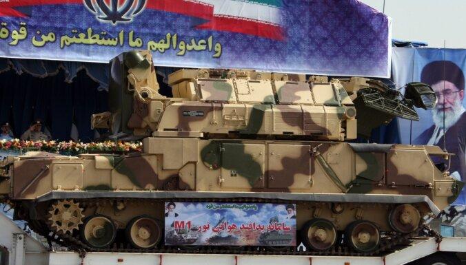 Aviokatastrofa Irānā: kas ir 'Tor' raķešu sistēma