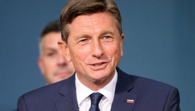 Slovēnijā izsludinātas pirmstermiņa vēlēšanas