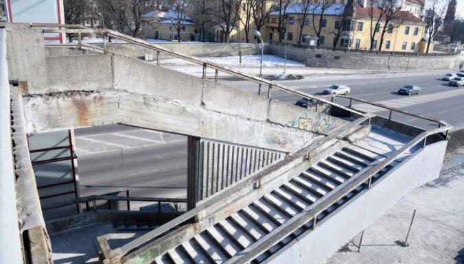 ФОТО. Итоги первых проверок: состояние Вантового моста запущенное