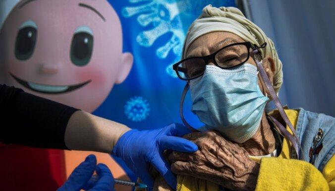 Число случаев коронавируса в мире за неделю снизилось на 17%