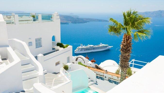Греция отменила обязательный карантин для туристов, приезжающих из стран Евросоюза