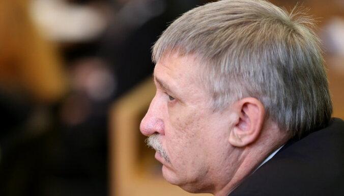 Коалиция считает необходимым поднять в Сейме вопрос о соответствии генпрокурора Латвии своей должности