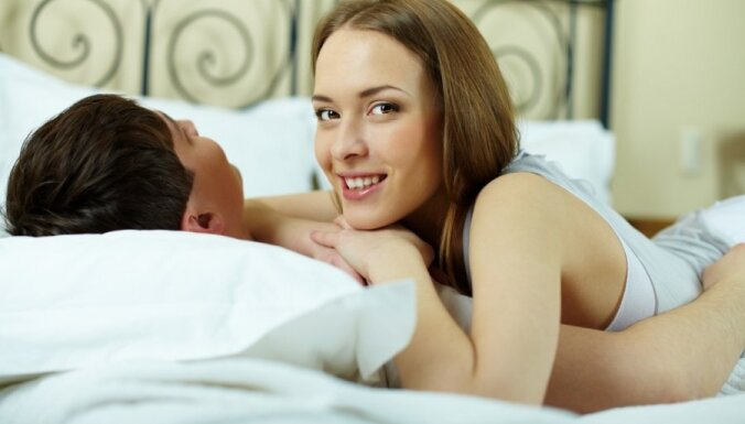 Секс великолепен в постоянстве