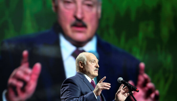 Lukašenko varētu dot drošības garantijas, paziņo Tihanovska