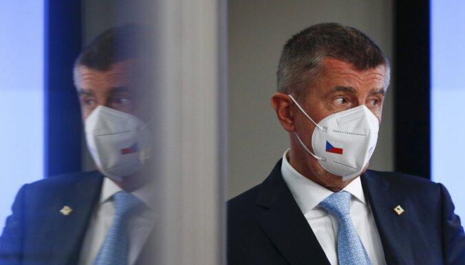 Партия премьер-министра Бабиша проиграла выборы в Чехии