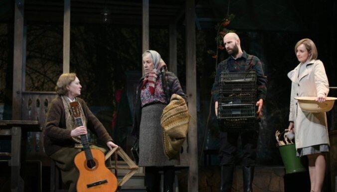 Foto: Nacionālajā teātrī pirmizrādi piedzīvos jauns 'Cīrulīšu' iestudējums