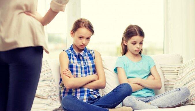 Vecāku audzināšana: 10 frāzes, kuras nav jādzird taviem bērniem