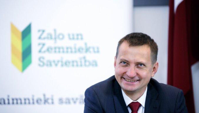 Председателем Крестьянского союза Латвии повторно избран Краузе