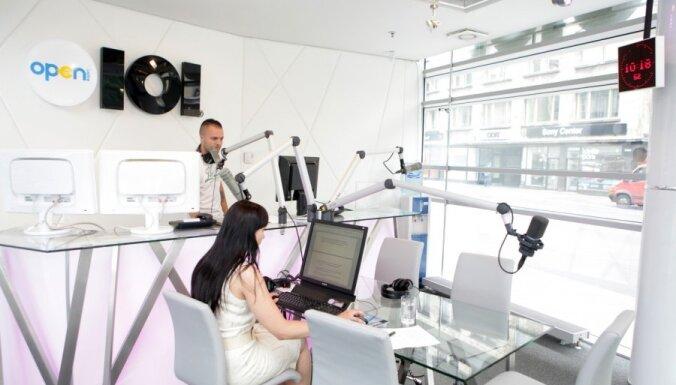 'Radio 101' pārtop par 'Radio Open 101' un ar citu komandu atsāk darbu ēterā