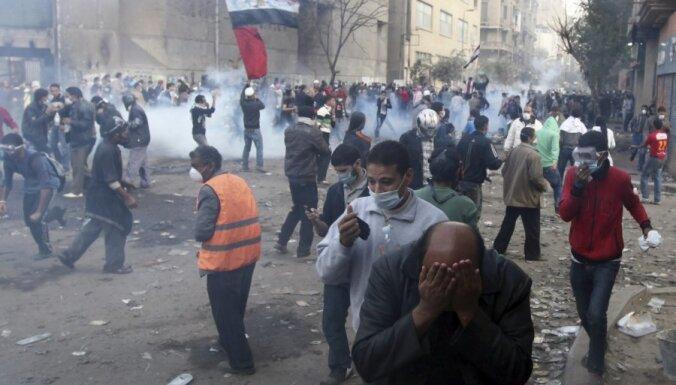 В Египте продолжаются беспорядки с человеческими жертвами