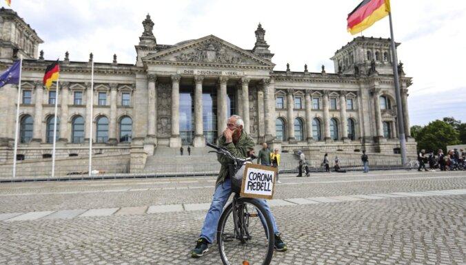 В парламент Германии избрана латышка Занда Мартена