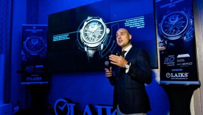 GRAND Hotel Kempinski Riga 2018. gada 25. oktobrī, norisinājās pasaulē pirmā Frederique Constant Hybrid Manufacture 3.0 kolekcijas prezentācija