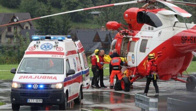 Смертельная буря в Польше: пятеро погибших, 187 пострадавших и 16 пропавших без вести