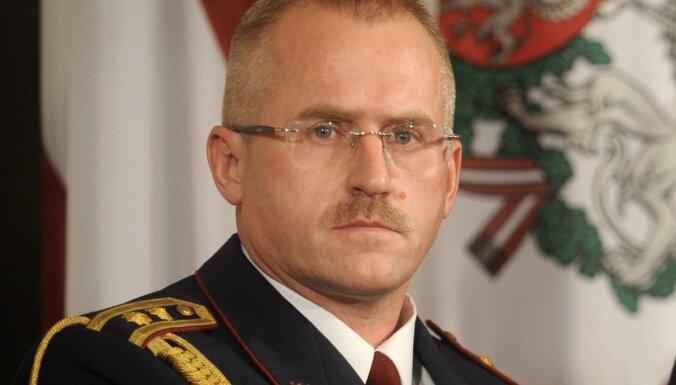 Par Valsts policijas Kriminālizmeklēšanas pārvaldes priekšnieku ieceļ Vadimu Ivanovu