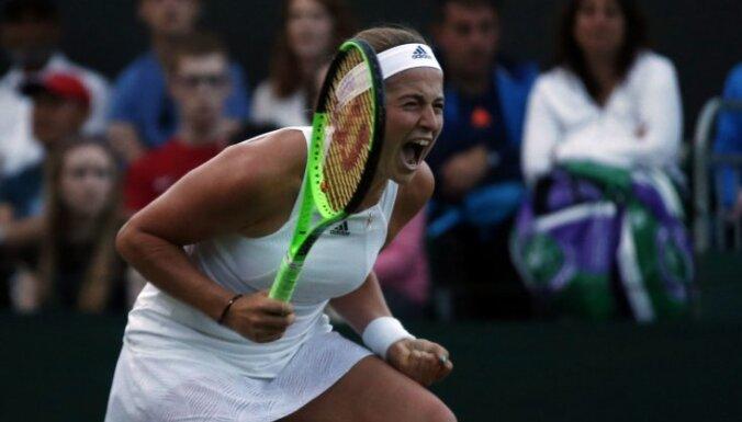 Ostapenko atzīta par gada progresējušāko tenisisti