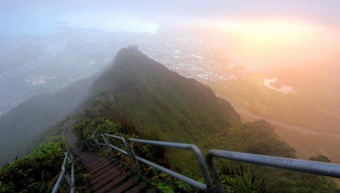 От 14 до 4444 ступеней: лестницы, с которых открываются захватывающие виды