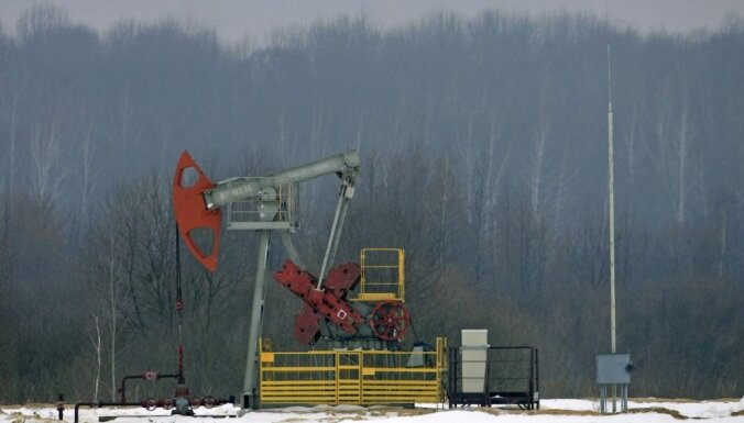 Baltkrievijā atklāta jauna naftas ieguves vieta