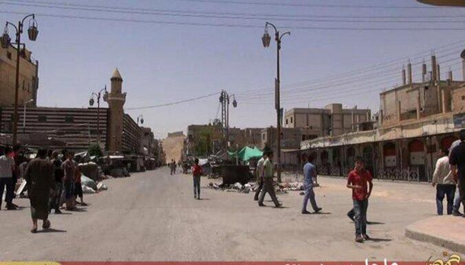 """Боевики """"Исламского государства"""" снова вошли в Пальмиру"""