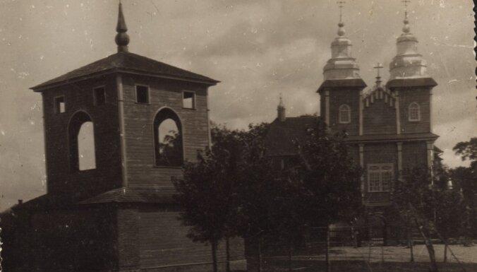 Ceļojums laikā: Ludzas baznīca, kas piecas reizes atdzimusi no pelniem
