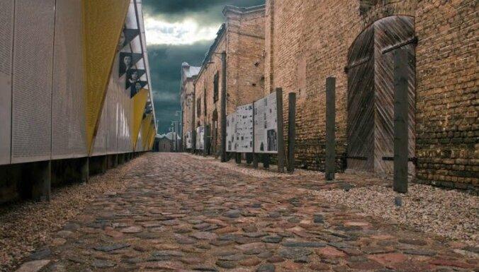 Еврейская община: Музей Рижского гетто все еще под угрозой