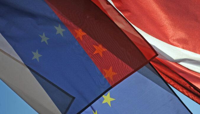 1 мая исполняется 15 лет со дня вступления Латвии в ЕС