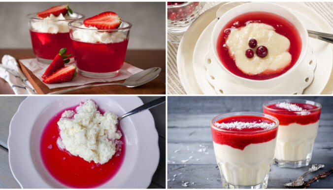 Nav deserta, nav svētku: receptes vienkāršiem gardumiem bez liekām pūlēm