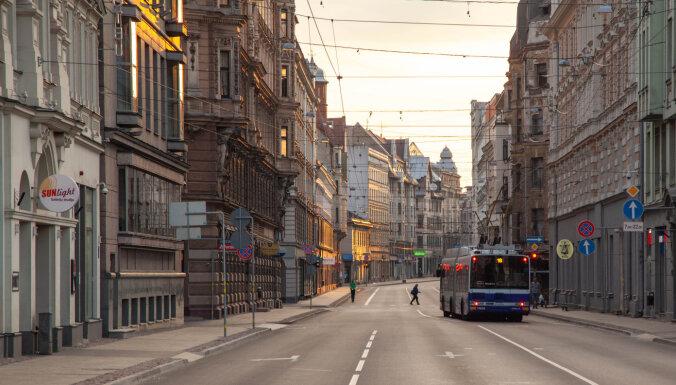 На улице Чака завершена перемаркировка полос. Что изменилось?