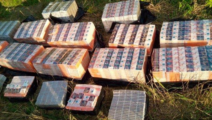Обыски на рынке: найдены контрабандные сигареты и большое количество медикаментов