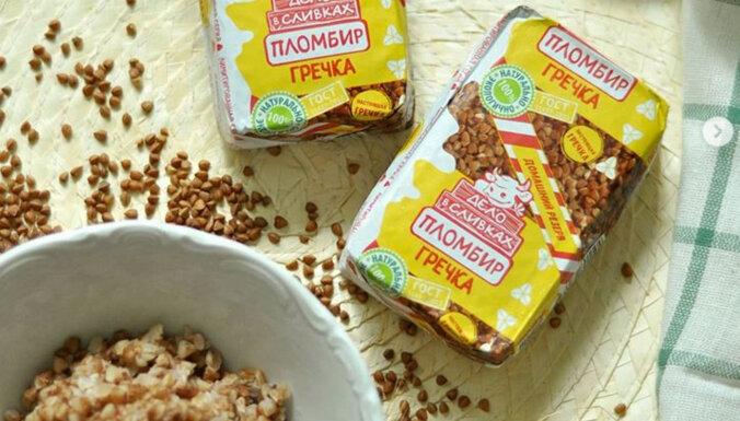 Новинка сезона: в России выпустили мороженое со вкусом гречки
