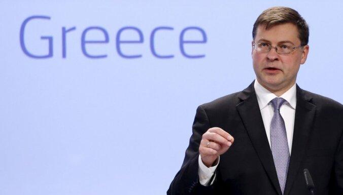 Еврогруппа одобрила выделение Греции 26 млрд. евро