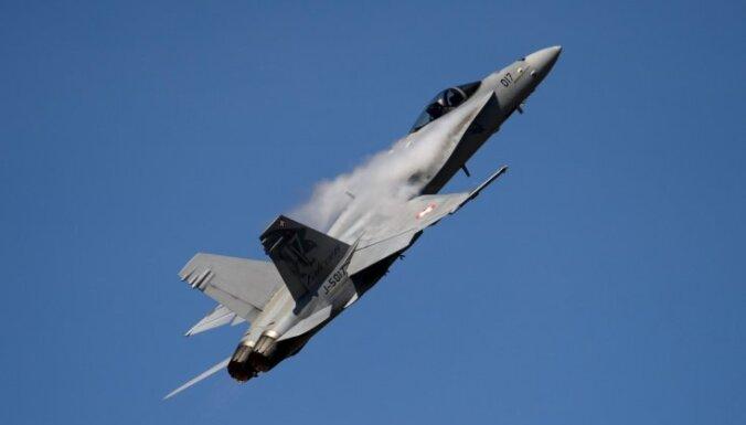 Инцидент в воздухе: МИД РФ принял швейцарский военный самолет за французский