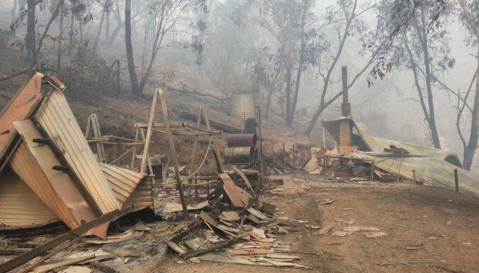 Латвия выделит 50 000 евро на помощь пострадавшим от пожаров австралийцам