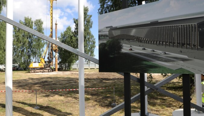 Министр: станция Rail Baltica в Рижском аэропорту позволит развивать бизнес-центр