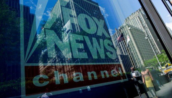 'Fox News' atceļ Trampa atbalstītāja Lū Dobsa raidījumu