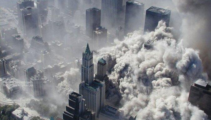 Atslepenots dokuments par Saūda Arābijas saistību ar 11. septembra teroraktu pastrādātājiem