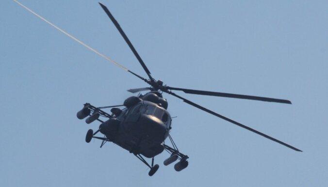 В Подмосковье разбился вертолет МЧС России: погибли три человека