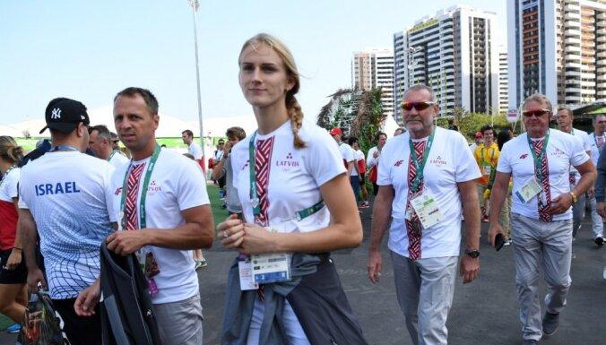 Olimpietei Latiševai-Čudarei sāp sirds par redzēto Brazīlijas dzīvi