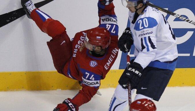 Россияне не сумели забросить во втором матче подряд
