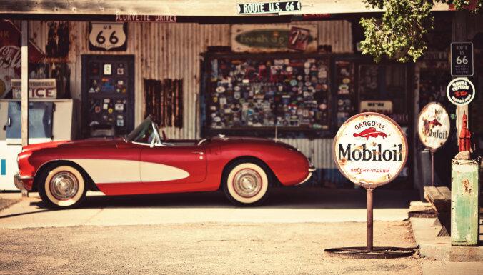 ASV strauji krītas benzīna cena, tā ir pat divkārt zemāka nekā Krievijā