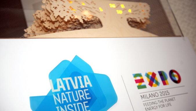 Латвия готова отказаться от дорогостоящего участия в международной выставке