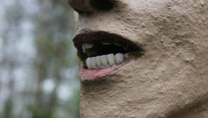 Не ходите, дети, по лесу гулять: Парк скульптур в Финляндии, который невозможно забыть