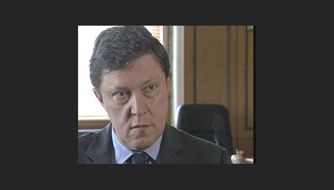 'Vakara intervija' ar Krievijas politiķi Grigoriju Javlinski