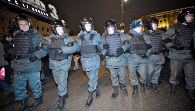 Москва: оппозиция продолжит акцию протеста