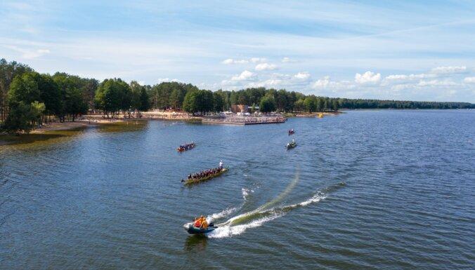 Brīvdienas Daugavpilī: kur veldzēties un baudīt ūdens priekus