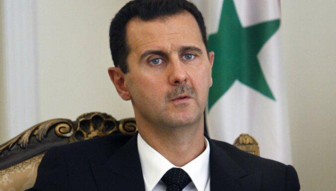 Запад дал понять сирийской оппозиции, что Асад может остаться у власти