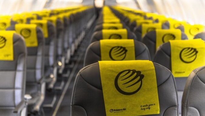 Aviokompānijas 'Primera Air' bankrots: kā rīkoties pasažieriem, kuri iegādājušies biļetes